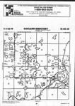 Map Image 014, Mahnomen County 2001